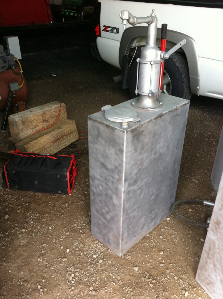 Texaco Oil Lubester