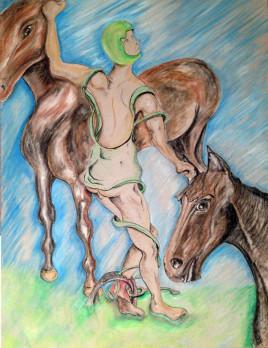 Equine Contrapposto