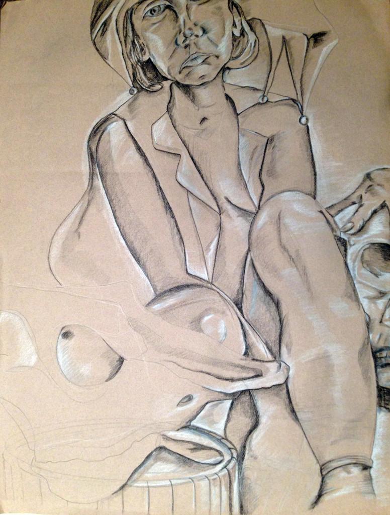 Nude Conte