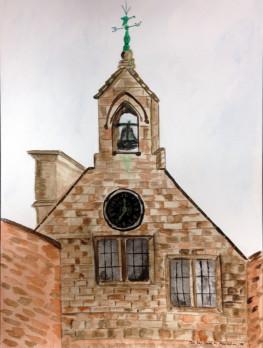 Rockingham Castle Church