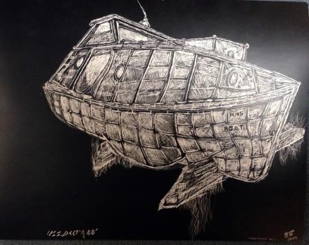 HMS Boat