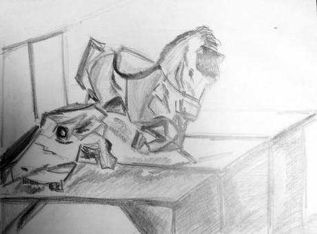 Horse Study 2