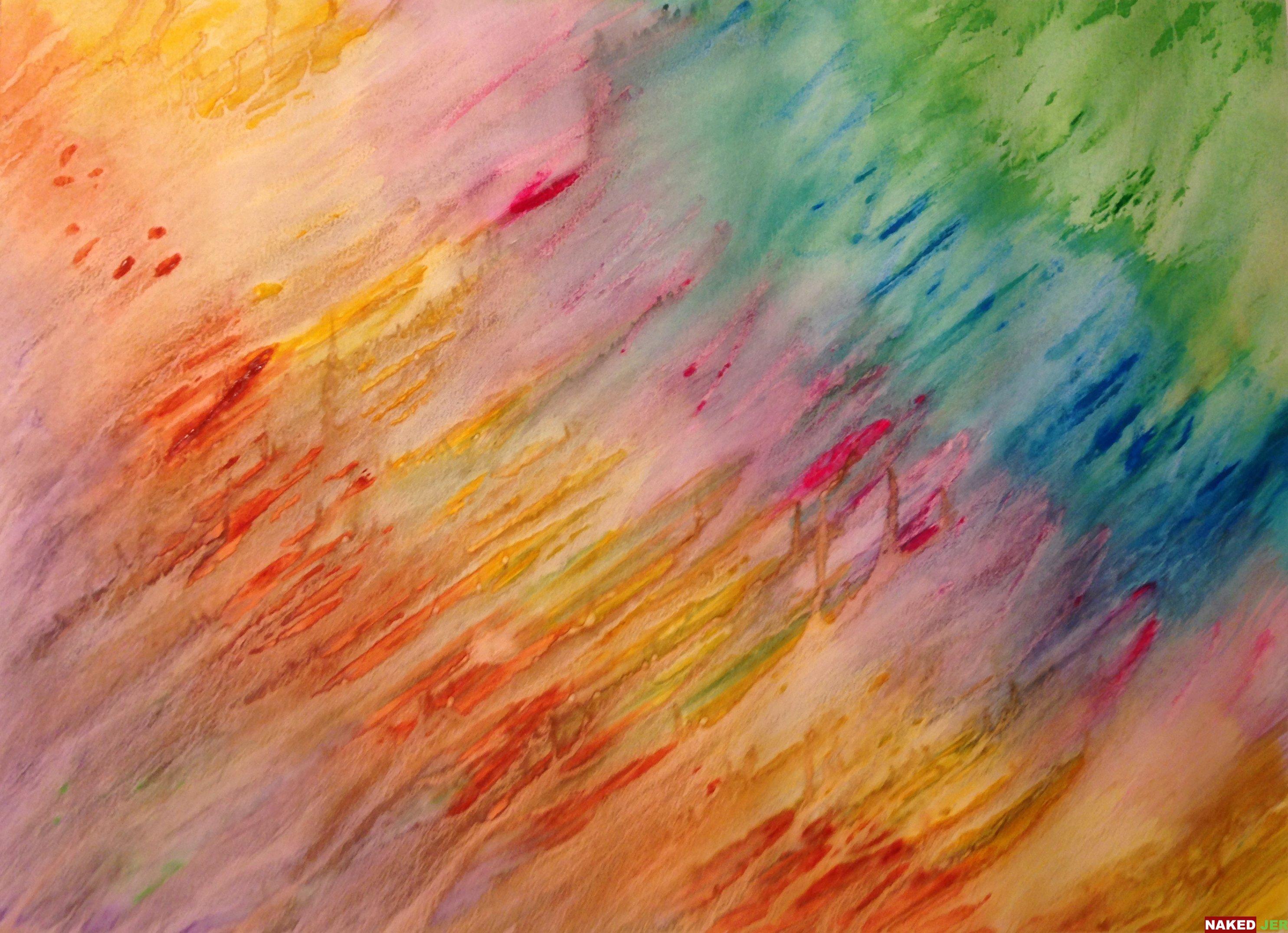 Tie Dye Sky