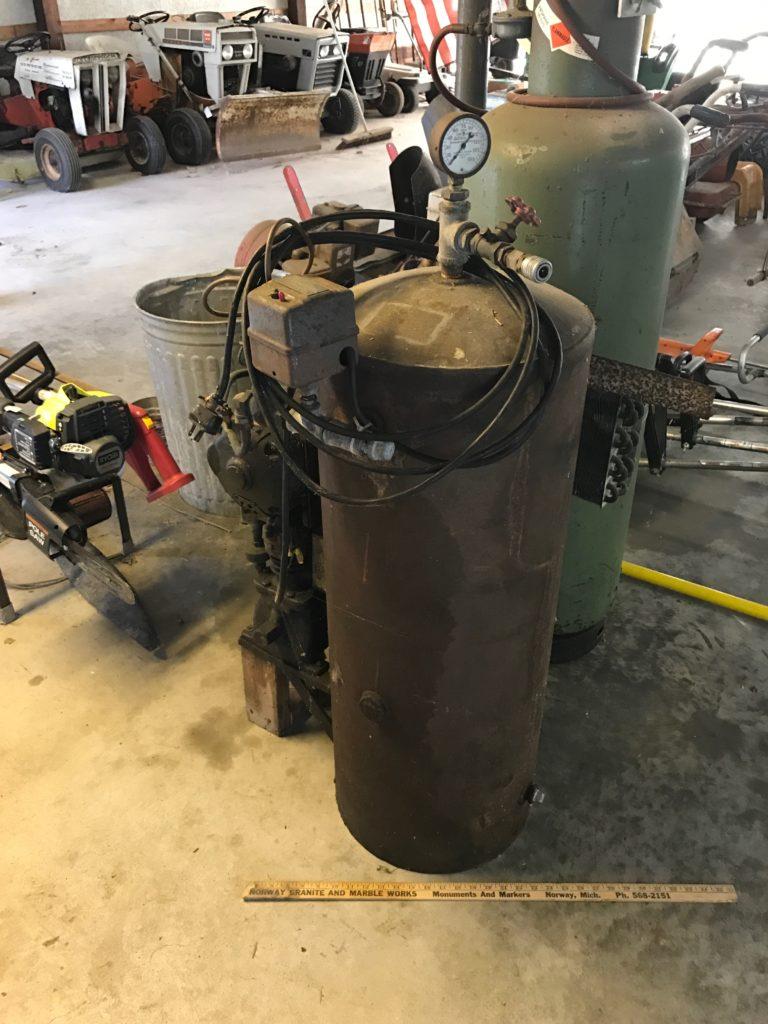 Old Compressor $50