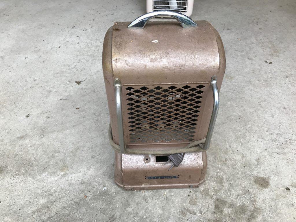 Vintage space heater $10