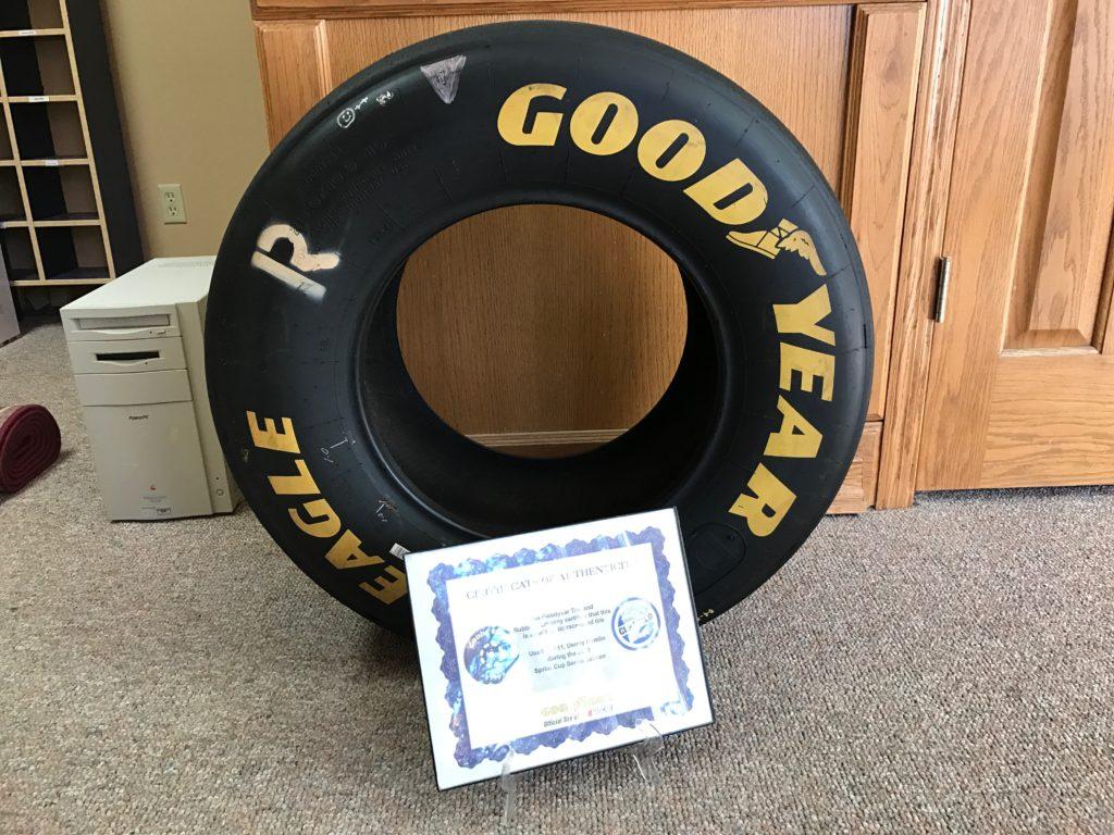 Denny Hamlin  Tire $50