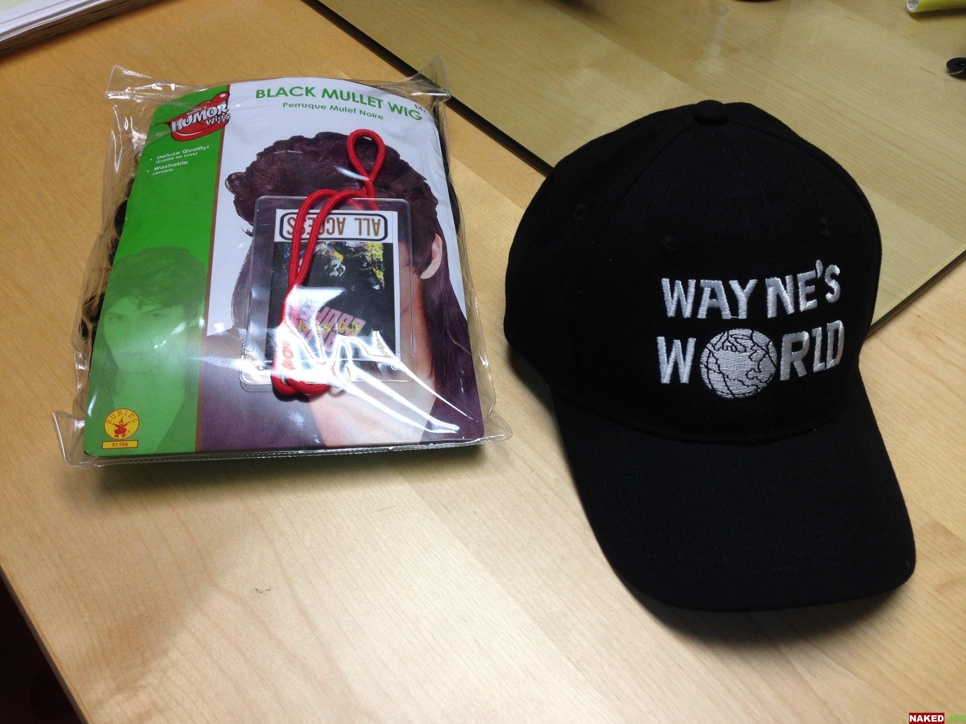 Wayne's World Costume $20