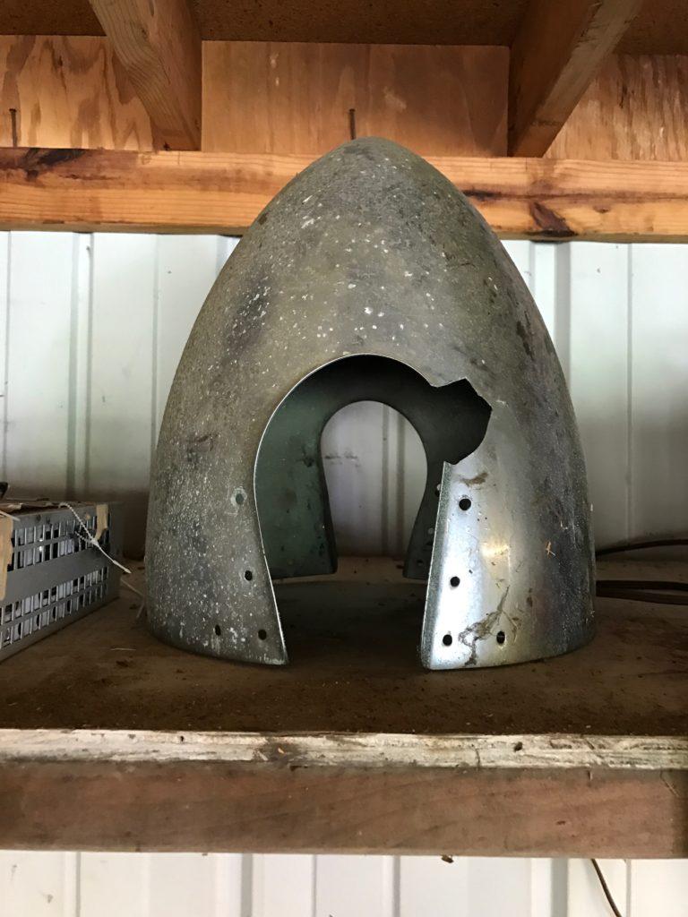 Mooney Nose Cone (damaged) make offer