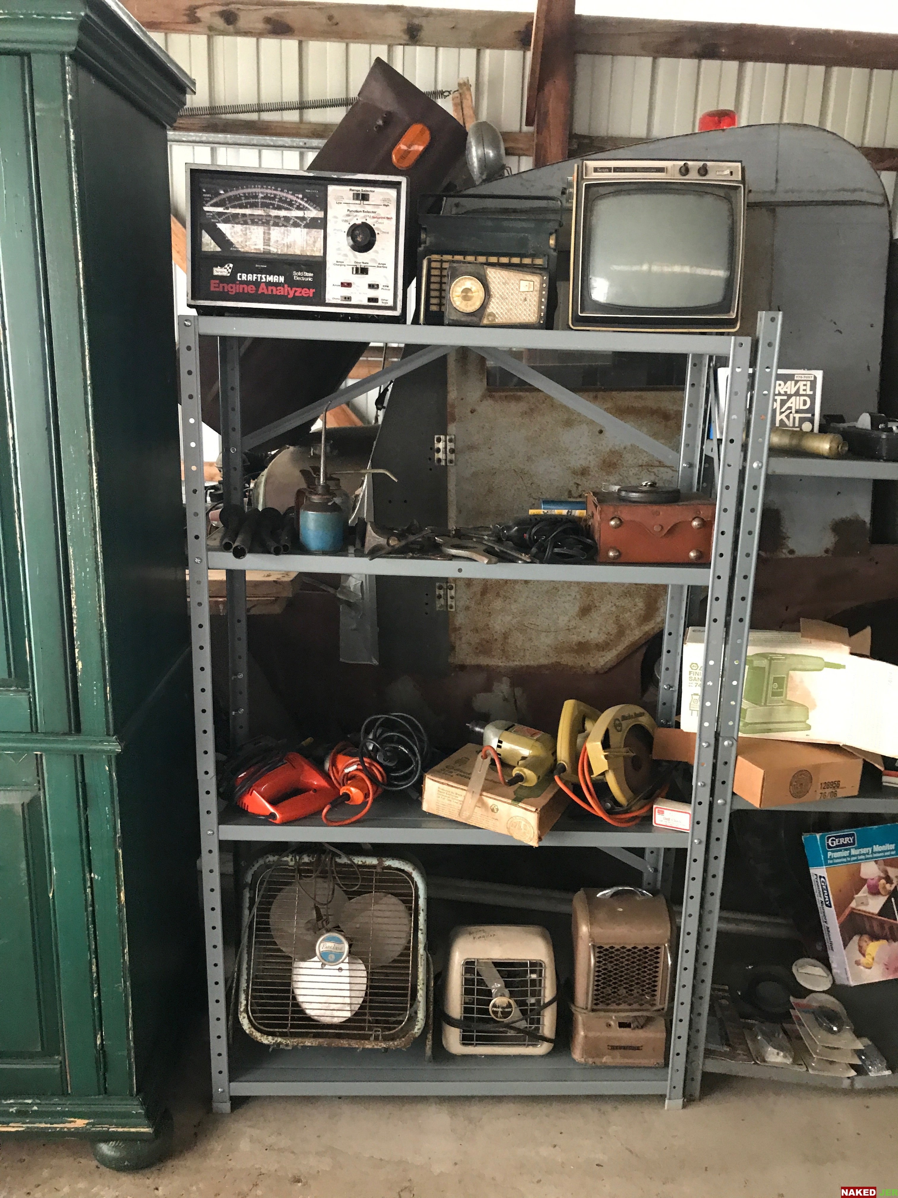 Vintage Electronics and Tools