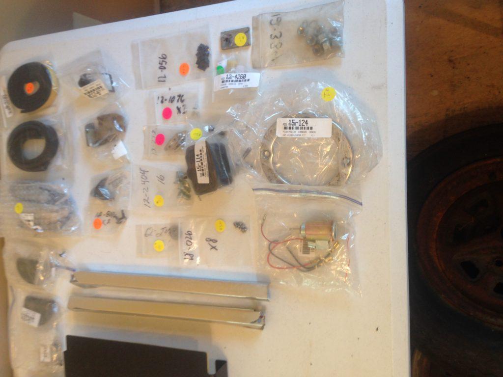 MGB Parts