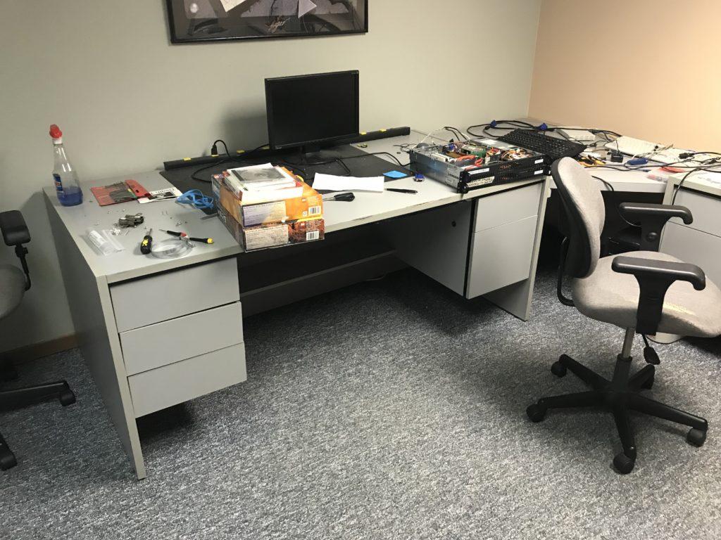 Large Heavy desk